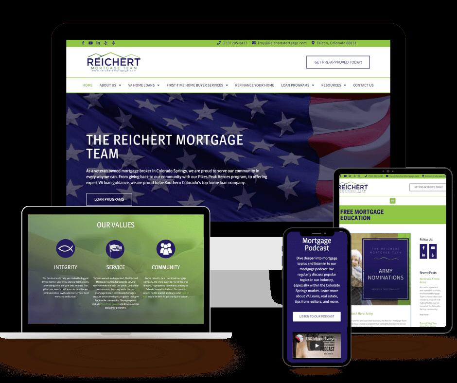 the-reichert-mortgage-team